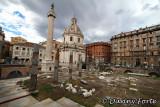Foro Traiano & The Trajan Column