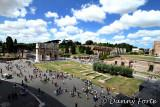 Arco di Costantino - as Viewed from The Colosseum