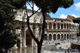 Arco di Costantino & The Colosseum