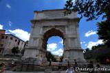 The Roman Forum - Arco di Tito
