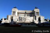 Piazza Venezia - Monument Vittorio Emanuele II