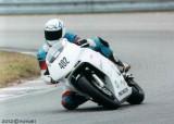 #001 Honda CBR 600