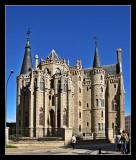 Astorga - Palacio de Gaudi