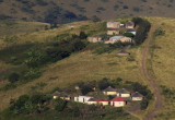 Zulu housing in Eshowe
