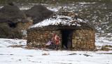 Sani Pass house, Lesotho