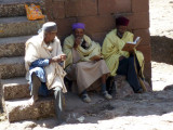 Lalibela residents