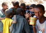 Lalibela village kids