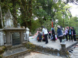 King Inthanon shrine