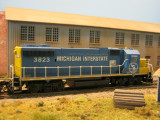 Michigan Interstate GP38-2 #3823