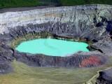 Crater Of Poas Volcano