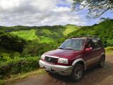 Brave Explorer On The Way To Vulcano, Around Arenal Lake