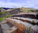 Inca Stone Terraces, Sacred Valley