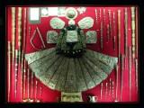 Inca Ceremonial Outfit, Museum De Oro, Lima