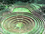 Moray Agriculture Amphitheatre, Sacred Valley