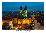 The Old Town Square, Prague