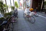Bicycles in Tokyo