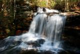 Rock House Falls During Spring Thaw tb0311sfr.jpg