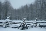 Split Rail Fence on Mtn Winter Scape tb0311sfx.jpg