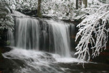 Rock House Falls Frozen Frontal View tb0311shr.jpg
