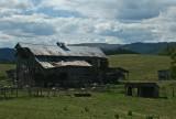 Large Decaying Barn Rural WV Hills tb0811kir.jpg
