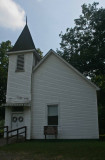 Dyer Methodist Church Williams River Valley v tb0911mir.jpg