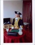 George Washington Sitting