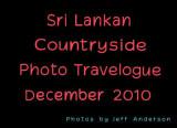 Sri Lankan Countryside (December 2010)