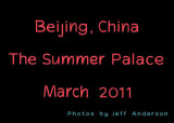 Beijing, China - The Summer Palace (March 2011)