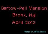 Bartow-Pell Mansion, Bronx, New York (April 2012)