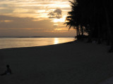 Sunset, Rarotongan Resort 330.JPG