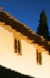 reflection-Patio de Arrayanes-Alhambra-Granada