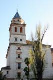 church of Santa Maria de la Alhambra-Granada