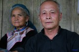 A Couple of Hmong. Ban Pho.