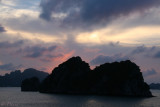 SUNSET OVER HALONG BAY - 1
