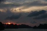 HALONG BAY SUNSET - 2