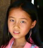 Young girl - Hagiang Province