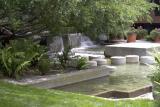 Levi Plaza fountain 01