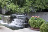 Levi Plaza fountain 03