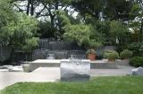 Levi Plaza fountain 07