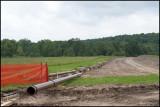 Pipeline preparations, Tioga County
