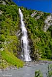 Bridal Veil Falls near Valdez