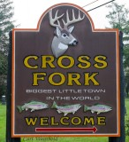 Cross Fork, Potter County