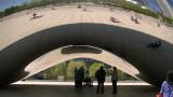 The Bean in Chicago's Millennium Park