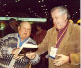 Don Zimmer and me - couple of old New Yorkers