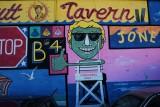 Mural in Seaford