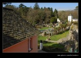 View from Lady's Lodge, Portmeirion 2011