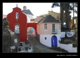 Lady's Lodge & Round House, Portmeirion 2011