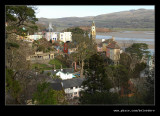 The Village from The Gazebo, Portmeirion 2011