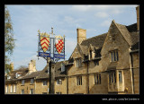 Coat of Arms Sign, Chipping Campden