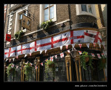 St George's Day, The Cockpit, London
